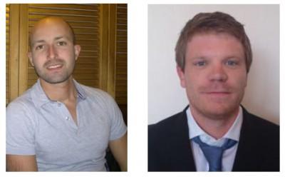 Yann FARINEAU et Cédric BERTRAND, co-fondateurs de Je Vais Bien Dormir