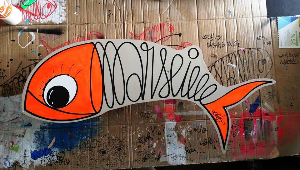 Sardine Of Marseille