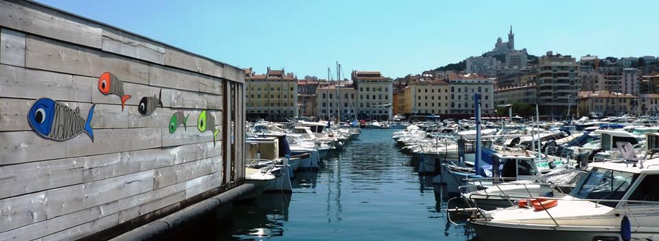 Sardine sur Vieux-Port