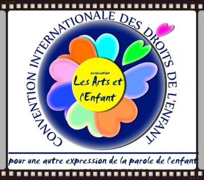 logo les arts et l'enfant
