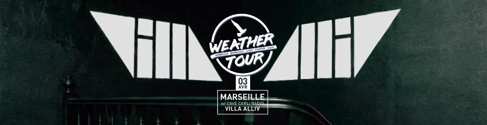 Weather festival villa alliv