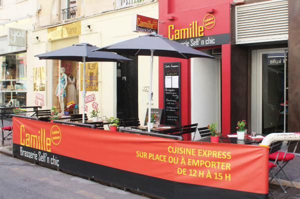 Brasserie Camille Marseille