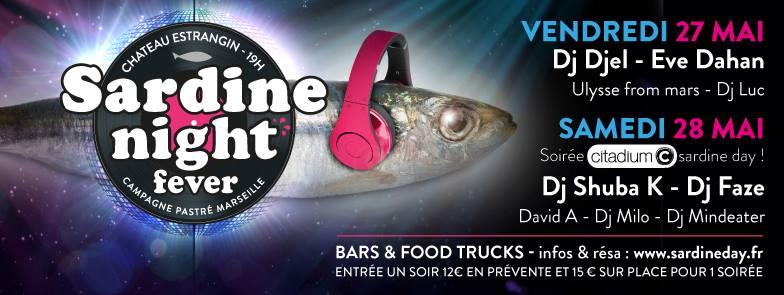 sardine night