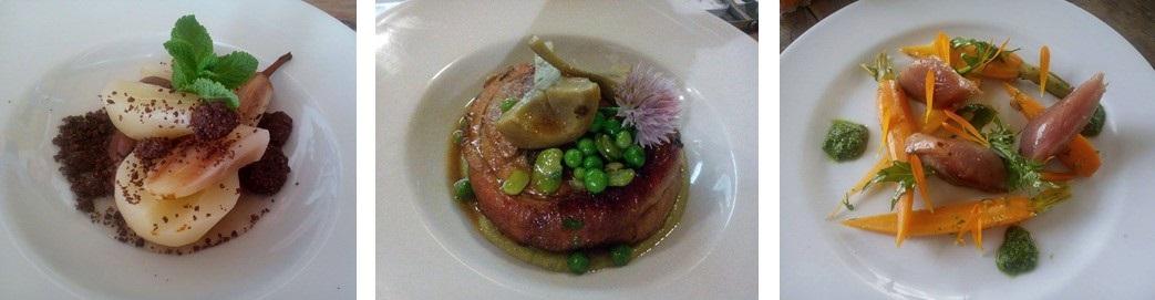 La passarelle jardin secret mars say bonnes adresses - Restaurant halal vieux port marseille ...