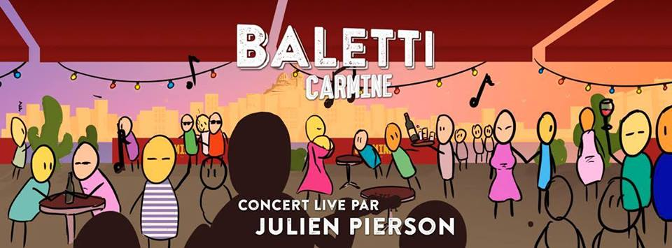 Baletti Carmine Marseille Vieux Port