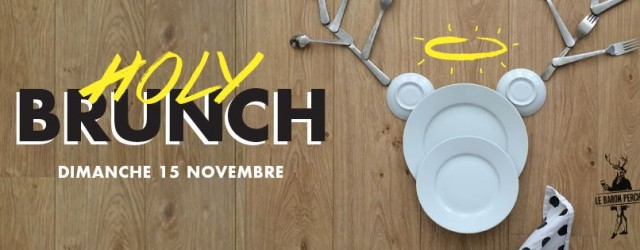 Holy Brunck le 15 novembre