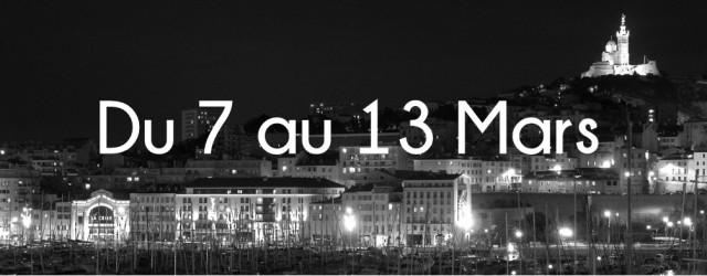 Agenda des sorties Marseille