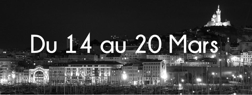 Programme des sorties sur Marseille
